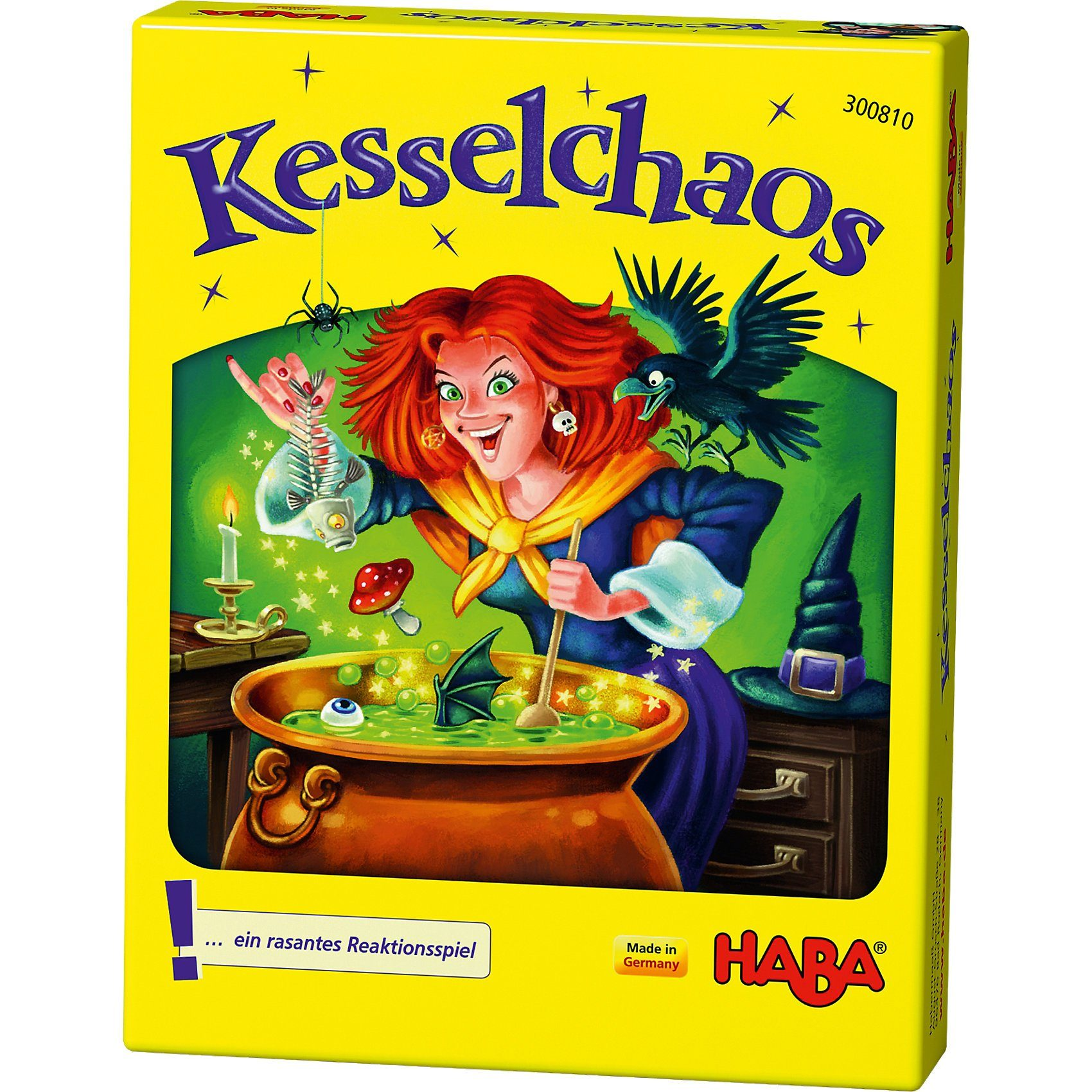 Haba Kartenspiel Kesselchaos