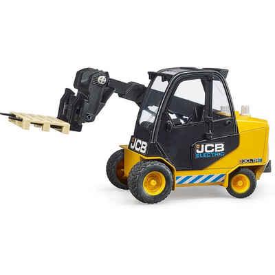 Bruder® Spielzeug-Auto »JCB Teletruck mit Palette«