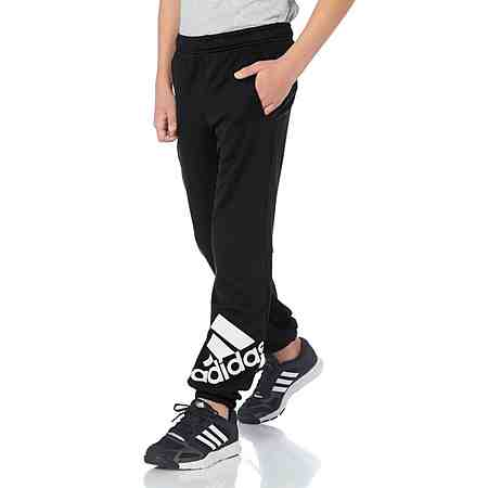 adidas Performance LOCKER ROOM BRAND LOGO PANT Sporthose