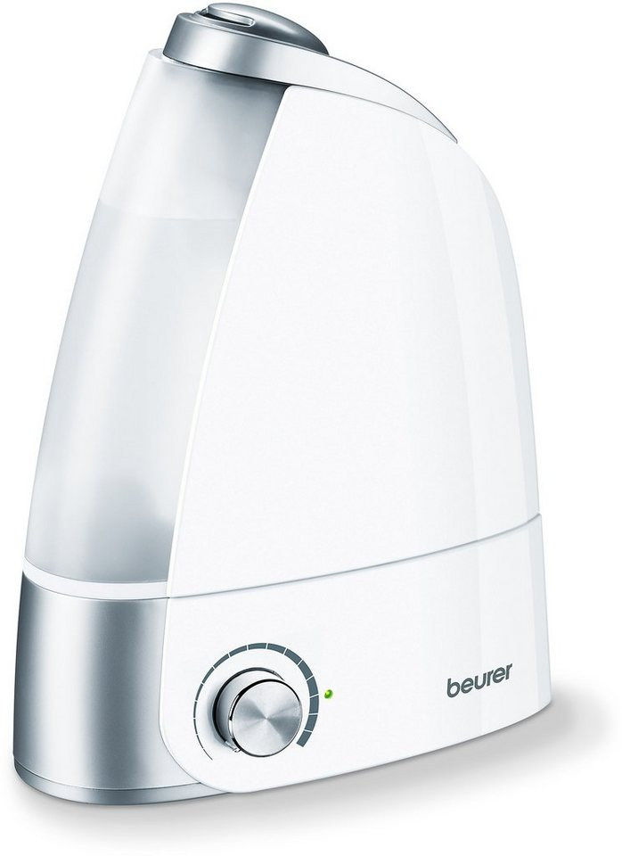 Beurer Luftbefeuchter LB 44 in Weiß/Silber