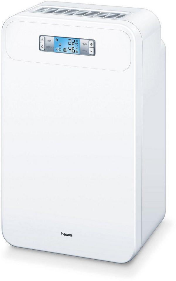 Beurer Kompakt-Luftentfeuchter LE 40 in weiß