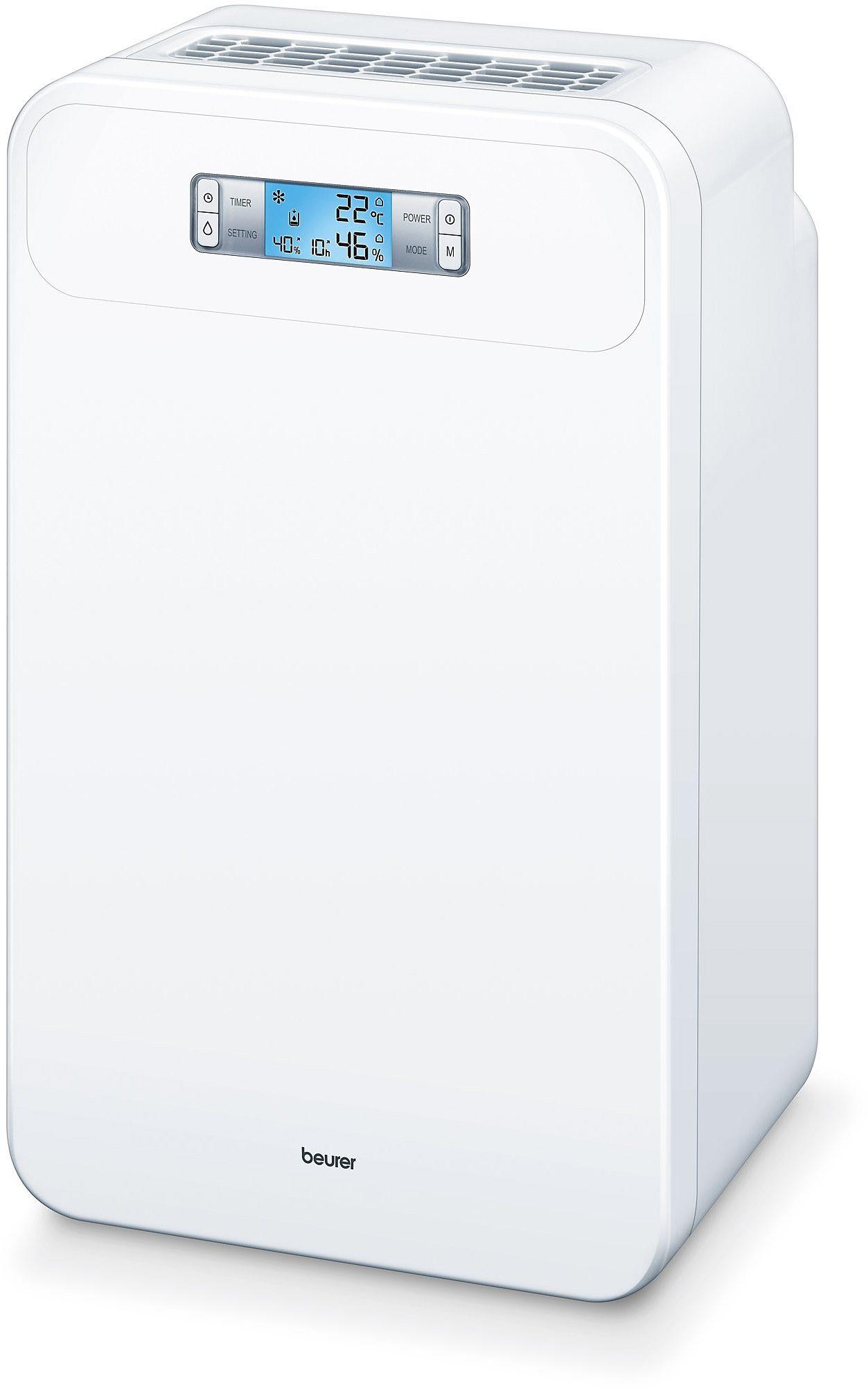 Beurer Kompakt-Luftentfeuchter LE 40