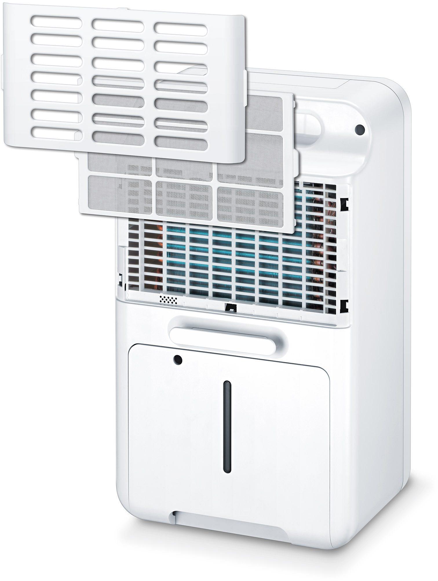 Beurer Komfort-Luftentfeuchter LE 70