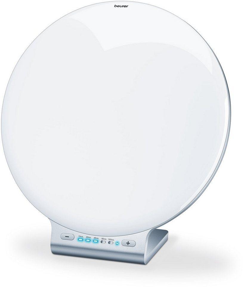 Beurer 2- in 1-Tageslichtlampe TL 100 in Weiß