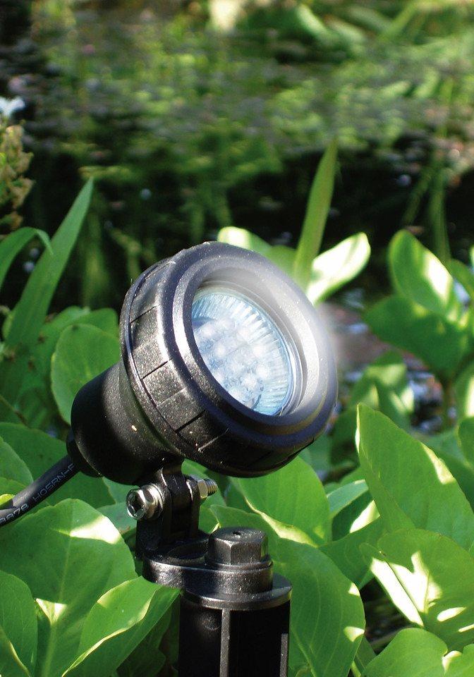 Teichbeleuchtung »MultiBright 20« in schwarz