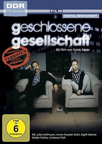 DVD »Geschlossene Gesellschaft«