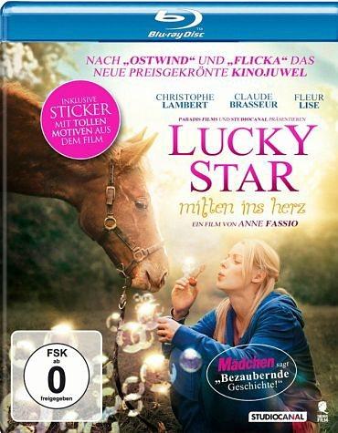 Blu-ray »Lucky Star - Mitten ins Herz«