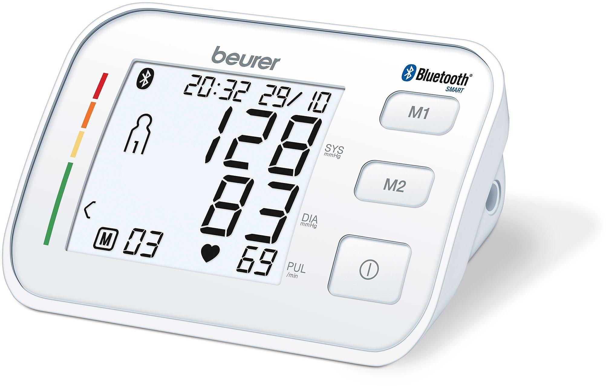 Beurer Blutdruckmessgerät BM 57, Bluetooth