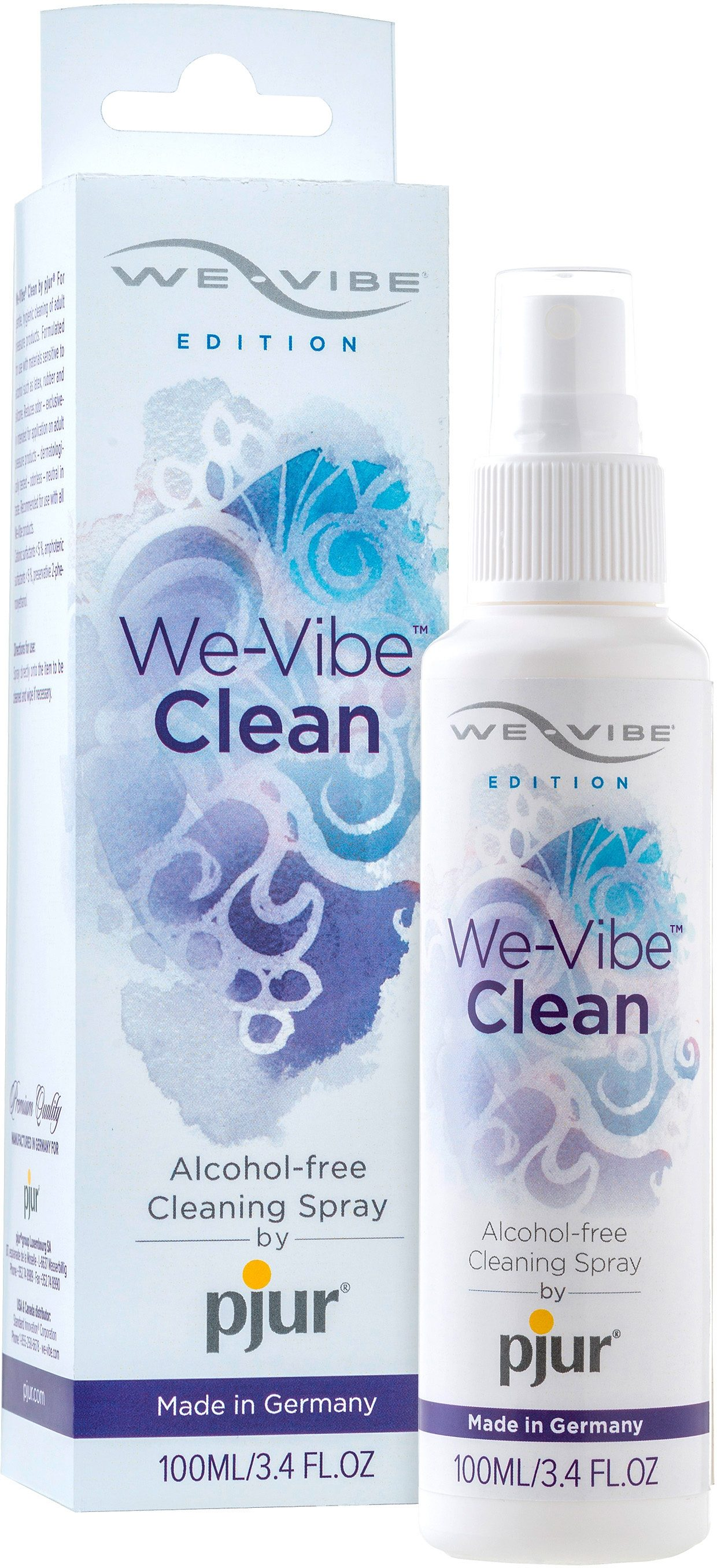 pjur Toy Cleaner »We-Vibe Clean«,