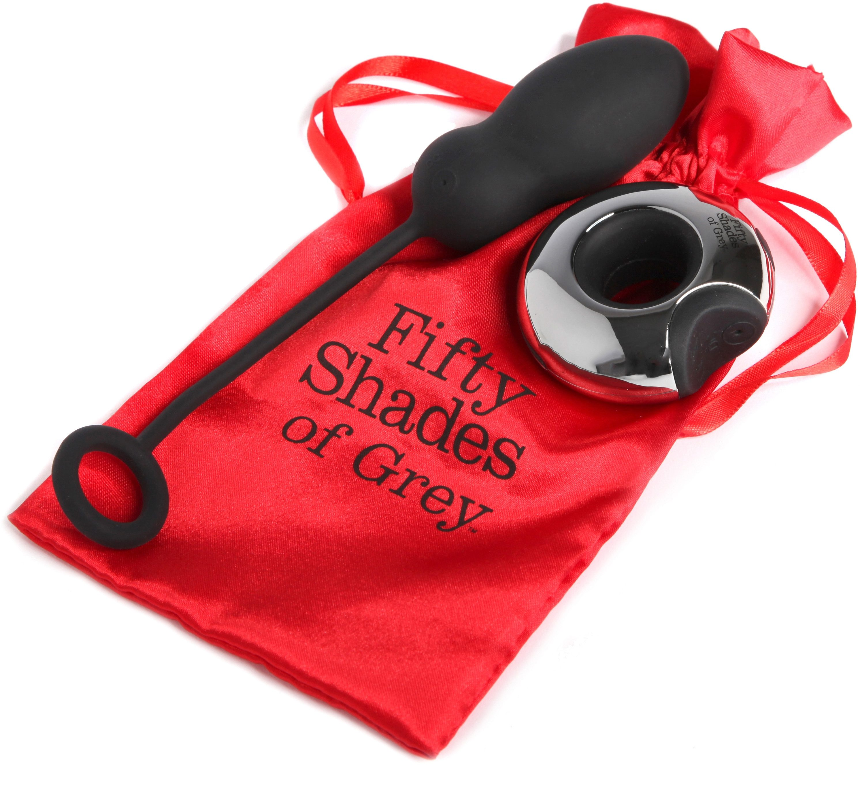 Shades of Grey Vibro-Ei »Relentless Vibrations«, mit Funk-Fernbedienung