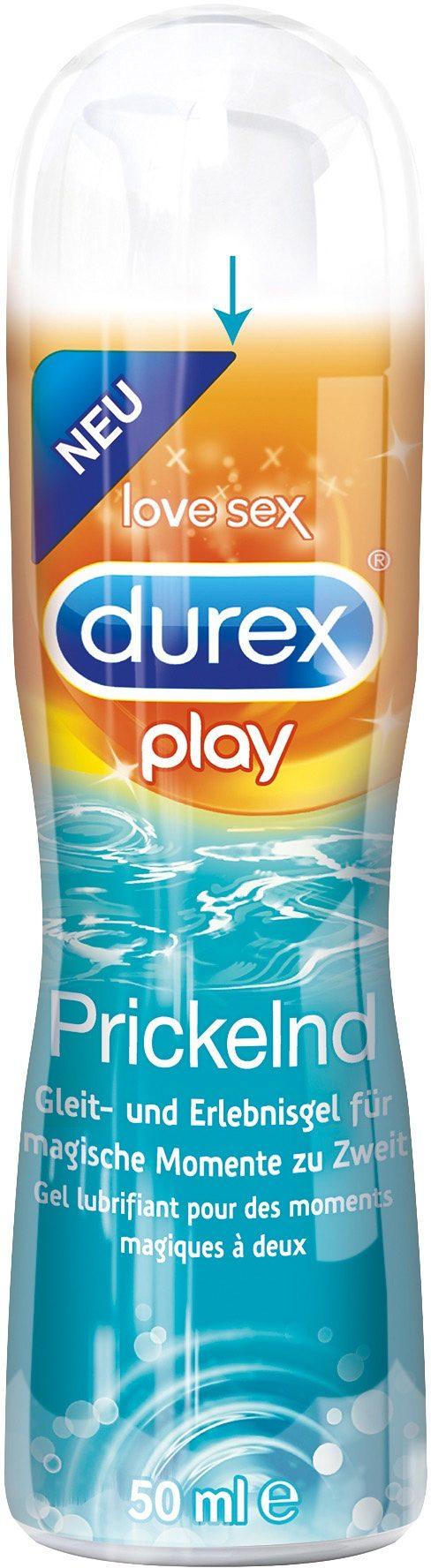 Durex wasserbasiertes Gleitgel »Play Prickelnd«