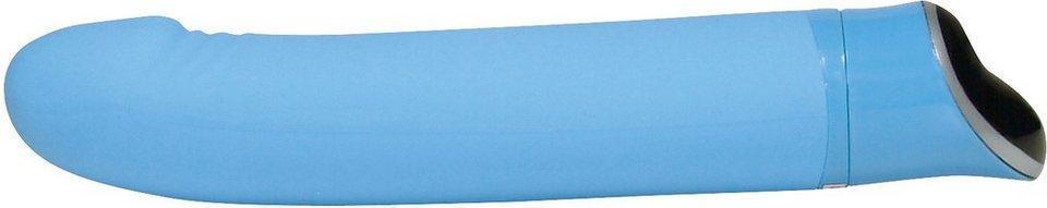 Smile G-Punkt-Vibrator »Happy«, in blau