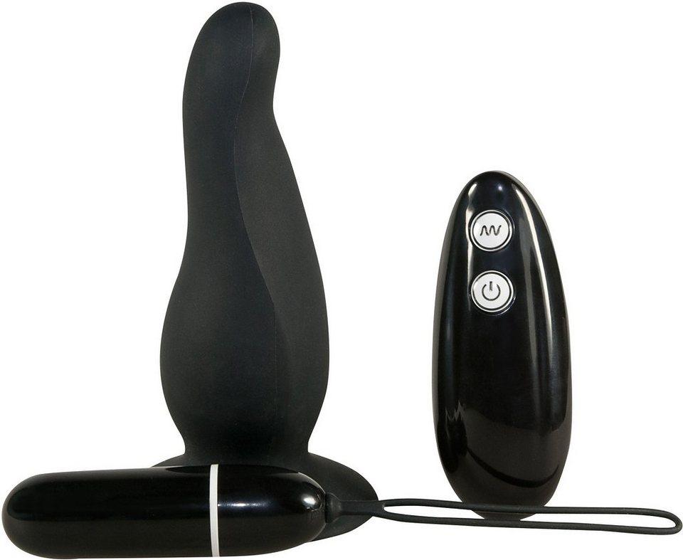 Smile Anal-Plug »Hopper 2.0«, in schwarz