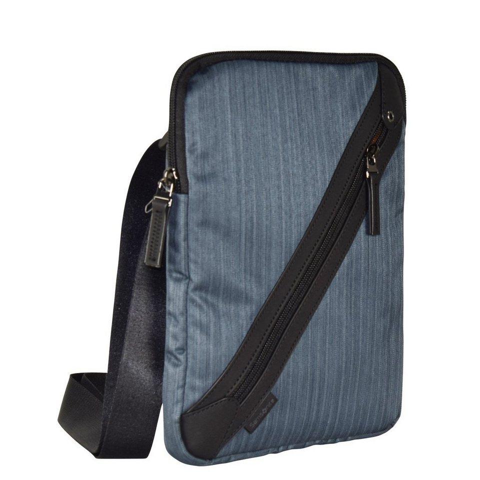 Samsonite Hip-Style #1 Umhängetasche 21 cm in deep blue