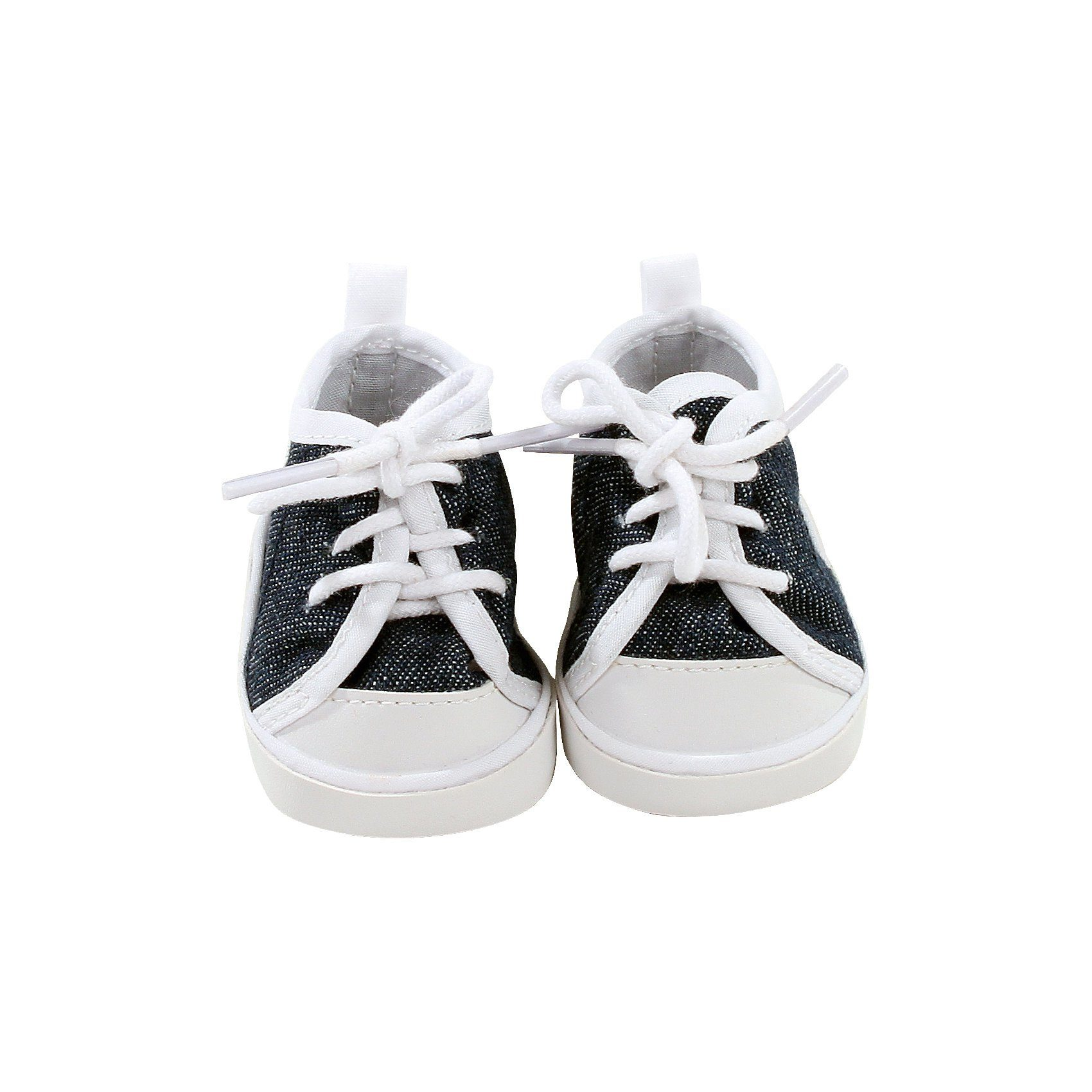 Götz Puppenkleidung Schuhe, sneaker denim, 42 cm - 50 cm