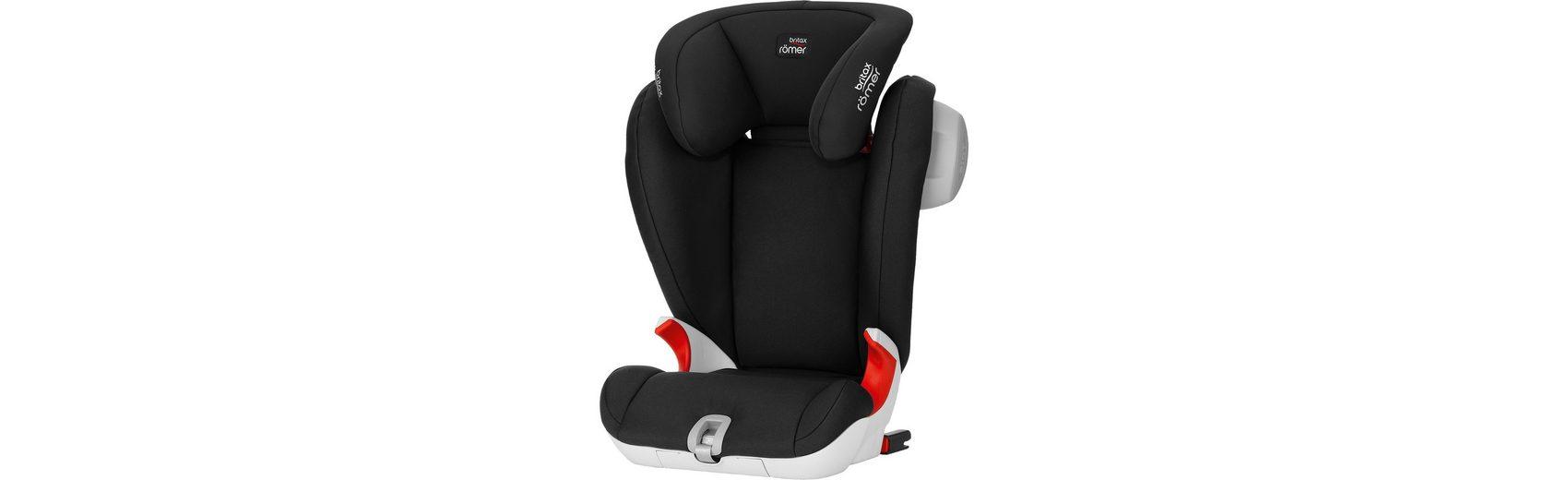 Britax Römer Auto-Kindersitz Kidfix SL Sict, Cosmos Black, 2016