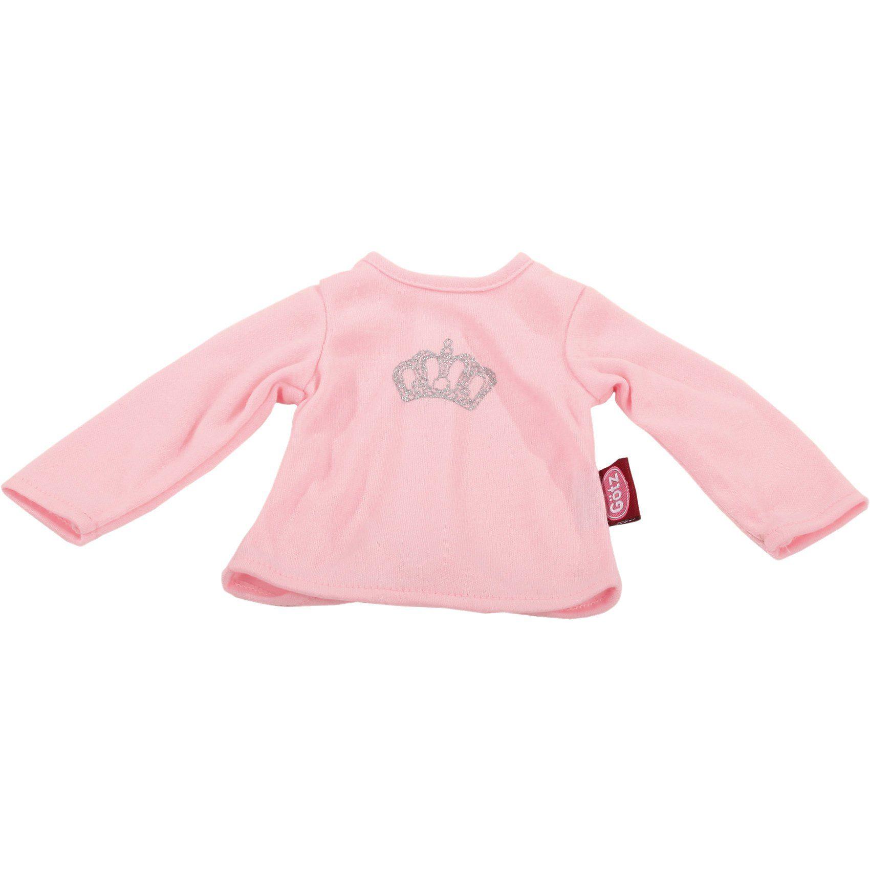 GÖTZ Puppenkleidung T-Shirt, royal 42-46 cm