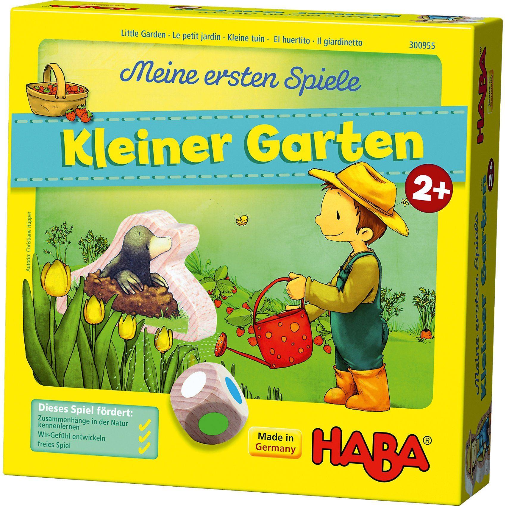 Haba Meine ersten Spiele - Kleiner Garten
