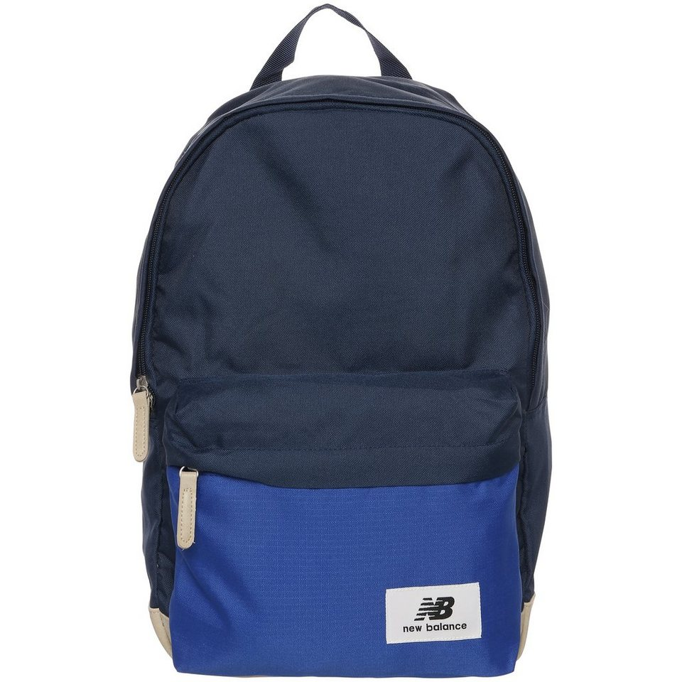 NEW BALANCE Ascent NBSS1552 Rucksack in blau / beige
