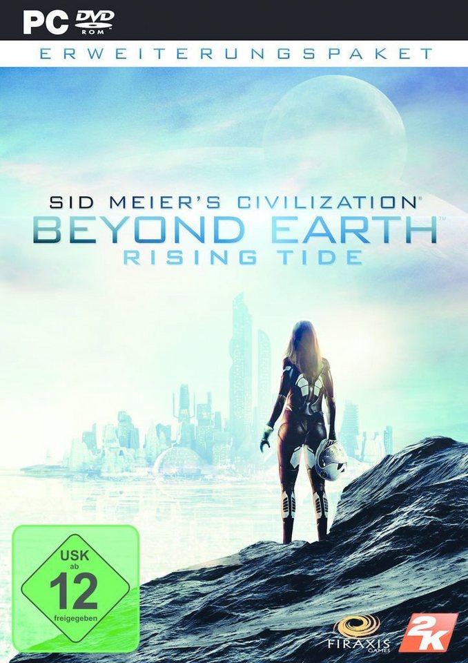 2K PC - Spiel »Civilization Beyond Earth Rising Tide«