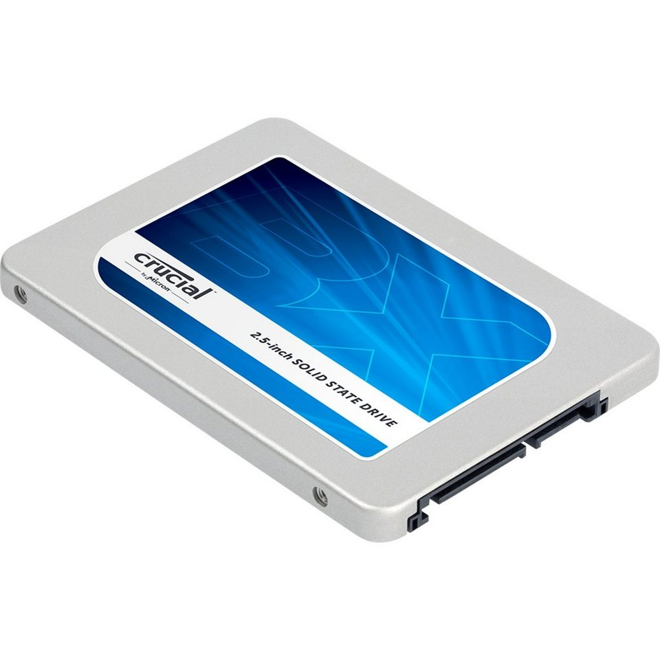 Crucial Solid State Drive »CT480BX200SSD1 480 GB«