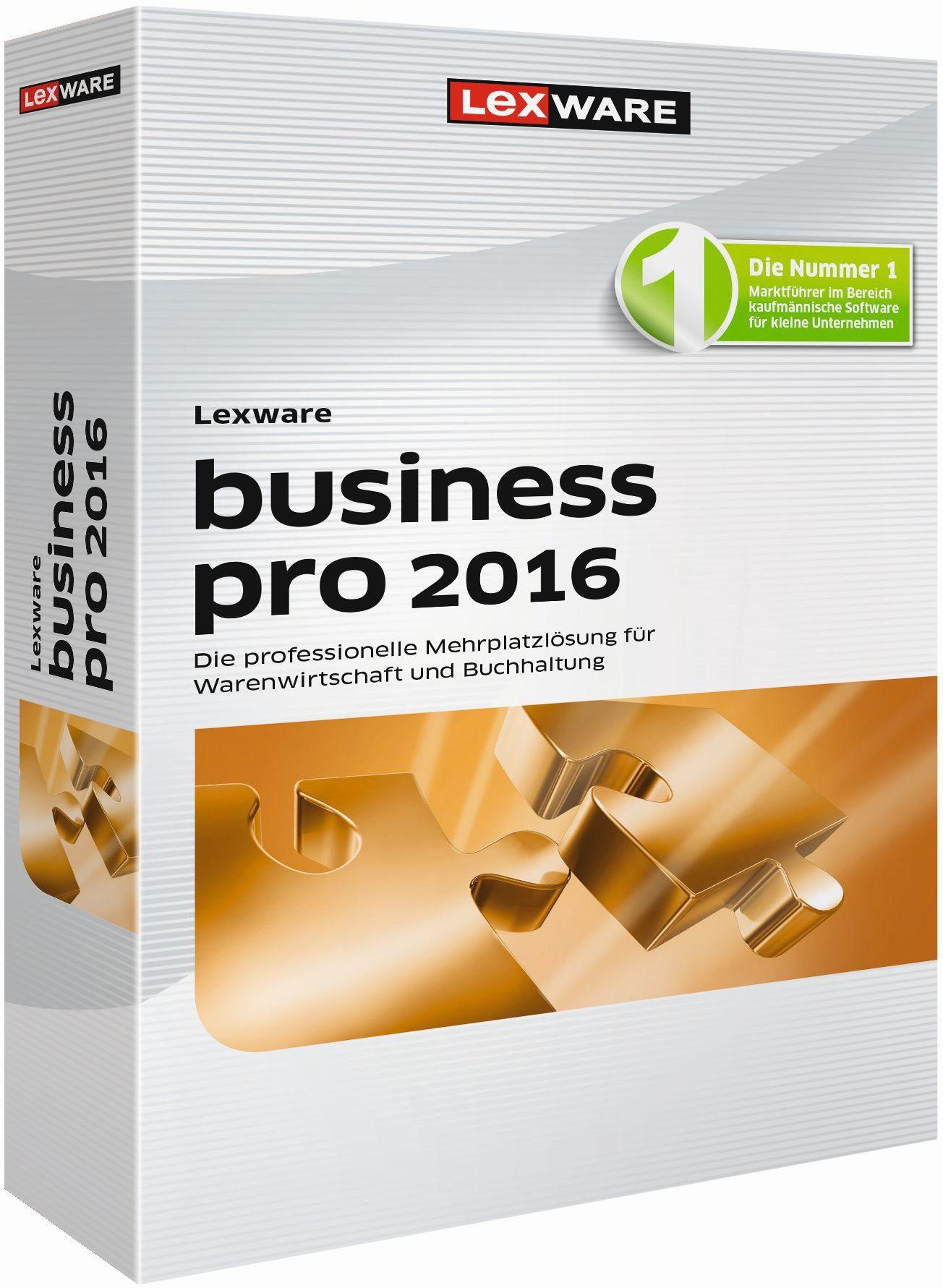 Lexware Kaufmännische Komplettlösung »business pro 2016«