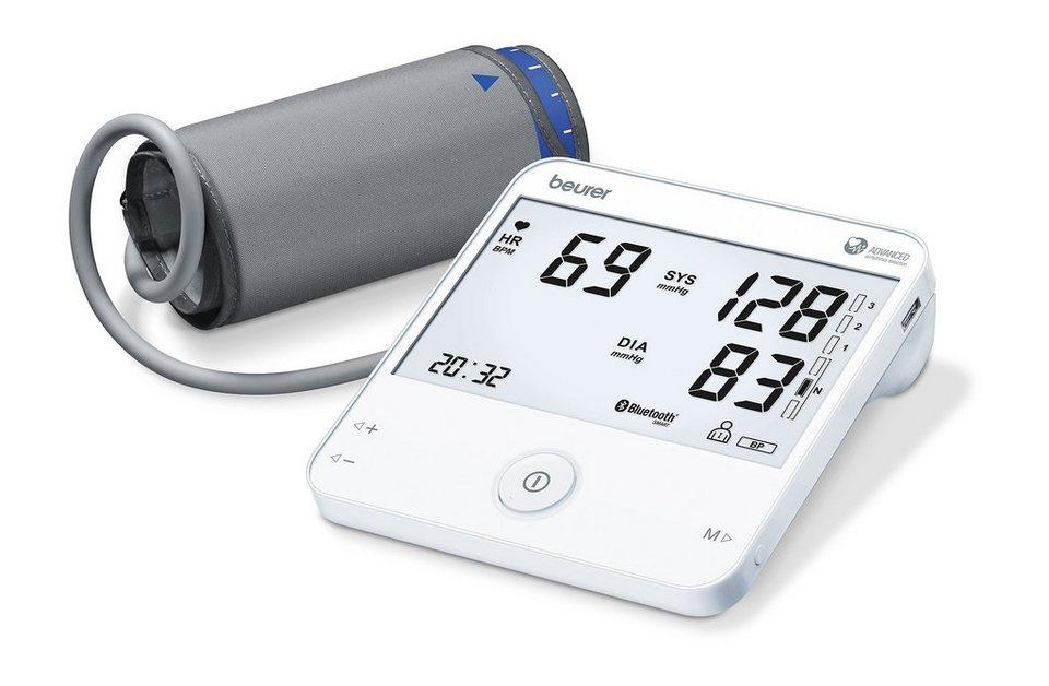 Beurer Blutdruckmessgerät BM 95 mit EKG Funktion in weiß
