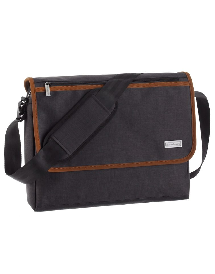 Bruno Banani Messenger Bag mit gepolstertem Laptopfach
