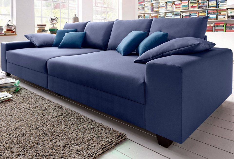 Big-Sofa, wahlweise mit RGB-LED-Beleuchtung kaufen | OTTO