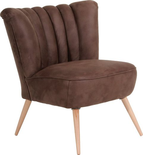 Max Winzer® Sessel »Aspen«, im Retrolook