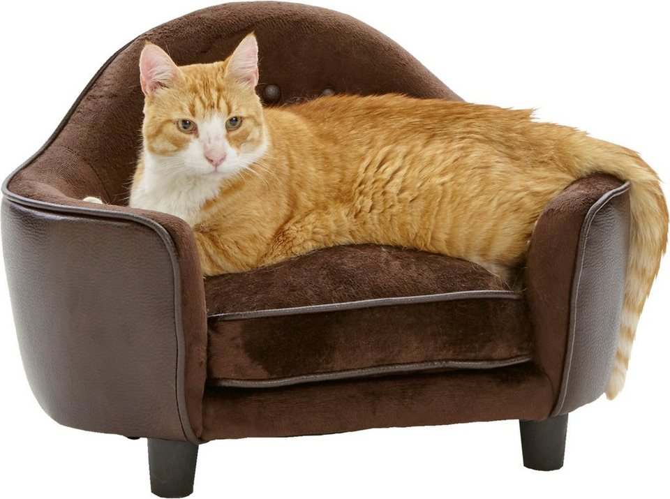 Home affaire Katzenbett »Pebble Brown« in braun
