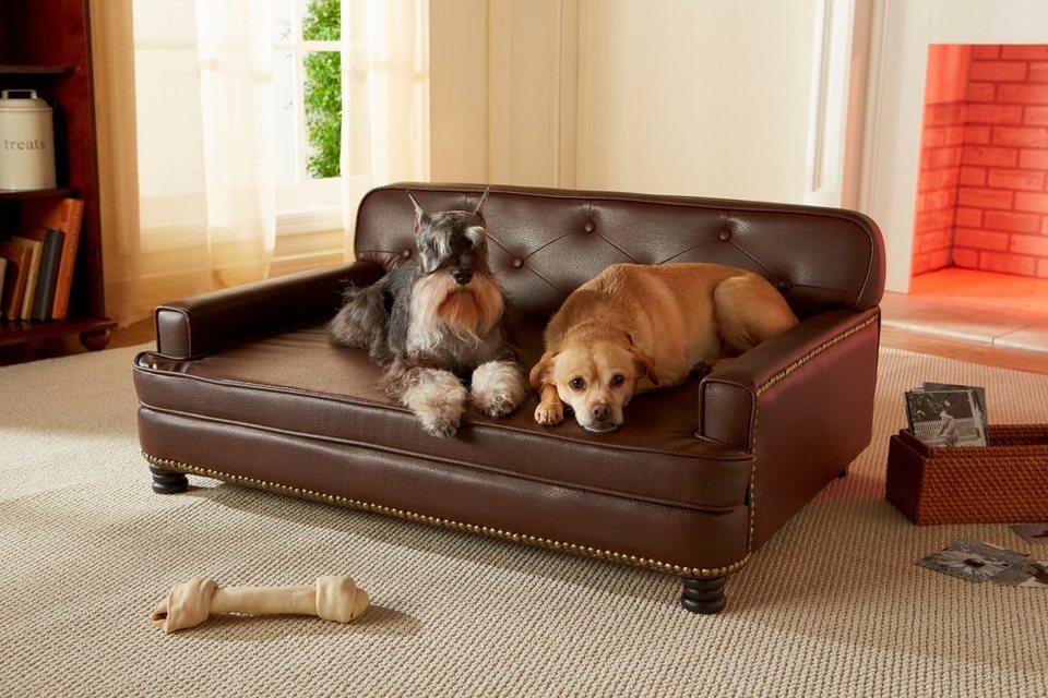 Home affaire Hundebett »Library« in braun