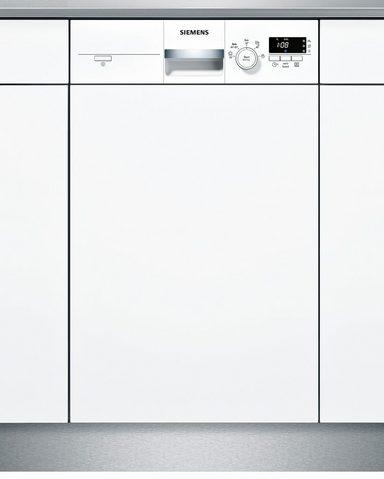 siemens integrierbarer einbau geschirrsp ler sr55e207eu energieklasse a 9 5 liter 9. Black Bedroom Furniture Sets. Home Design Ideas
