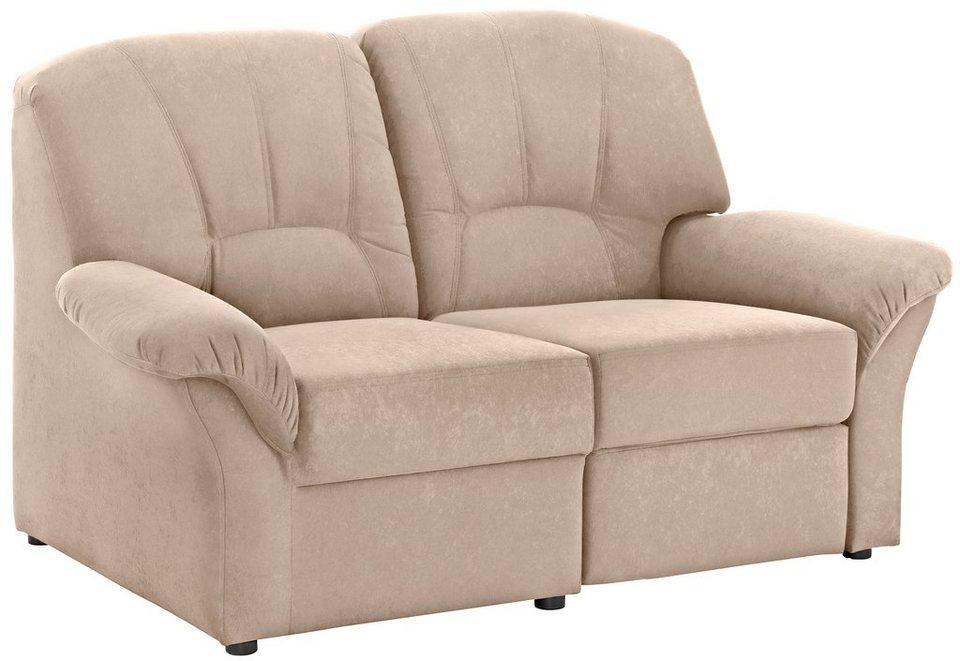 relaxsofa 2 sitzer sitzer relaxsofa in braun elektrisch. Black Bedroom Furniture Sets. Home Design Ideas