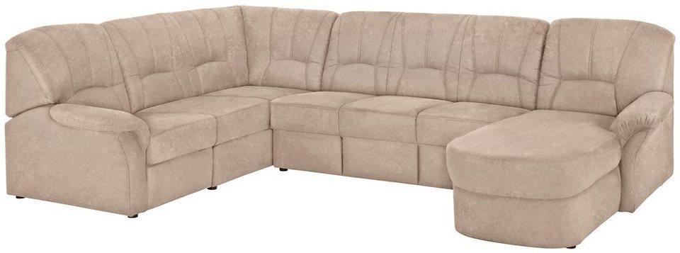 home affaire wohnlandschaft wesley mit relaxfunktion. Black Bedroom Furniture Sets. Home Design Ideas