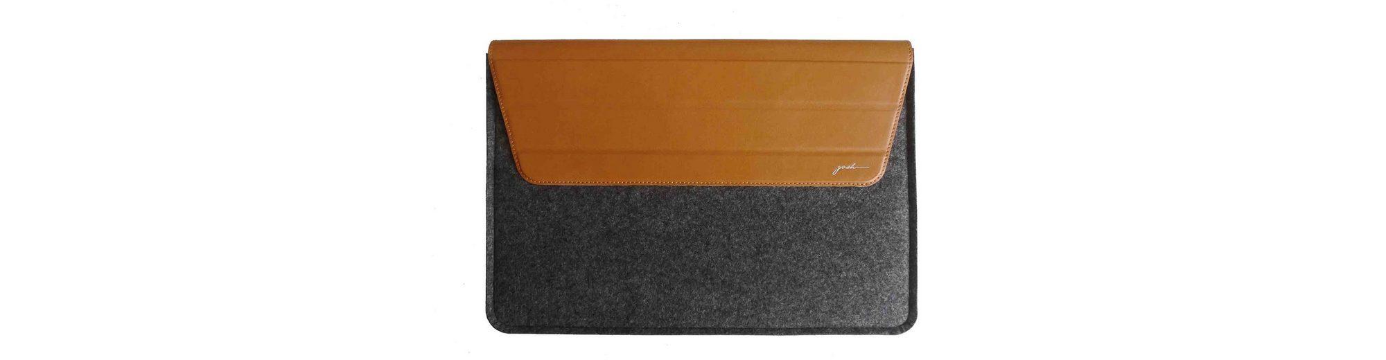 """GOSH Schutzhülle »FlipSleeve mit Ständer MacBook Pro 33cm 13"""" Grau«"""