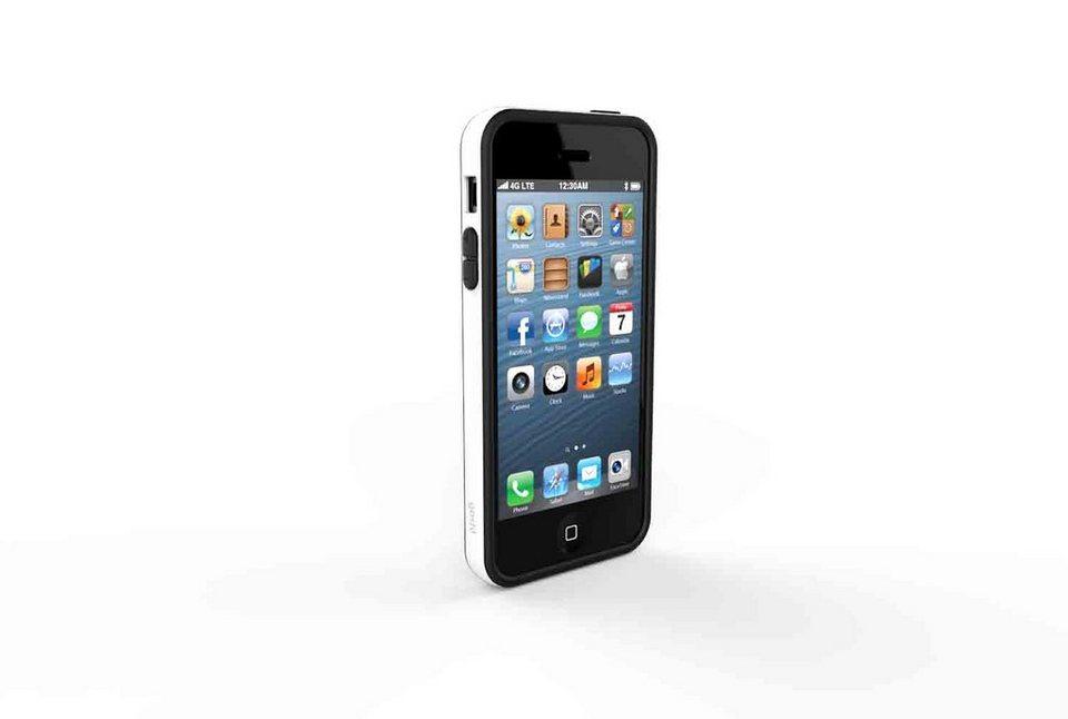 GOSH Schutzhülle »Cross iPhone 5/5S Weiß«