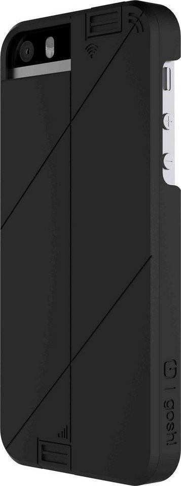 GOSH Schutzhülle »Linkase Pro WLAN Verstärker iPhone 5/5S Schwarz«