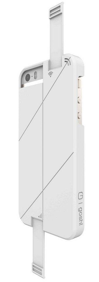 GOSH Schutzhülle »Linkase Pro WLAN Verstärker iPhone 5/5S Weiß«