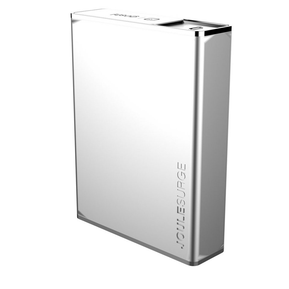 GOSH Premium Powerbank »JouleSurge 5200 mAh Silber«
