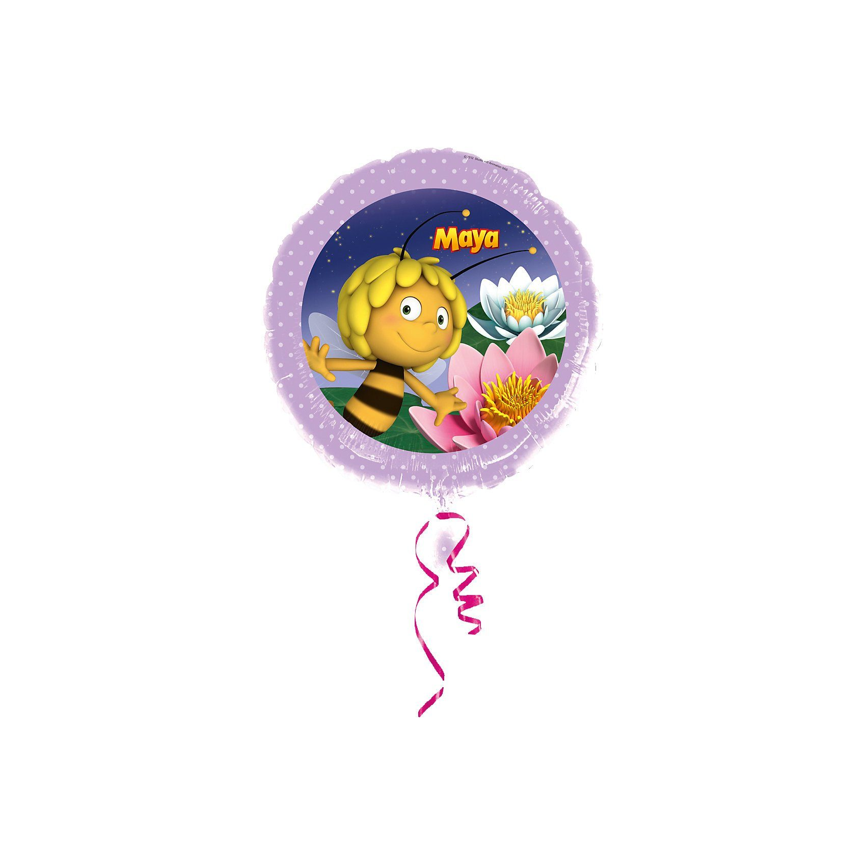 Amscan Folienballon Biene Maja