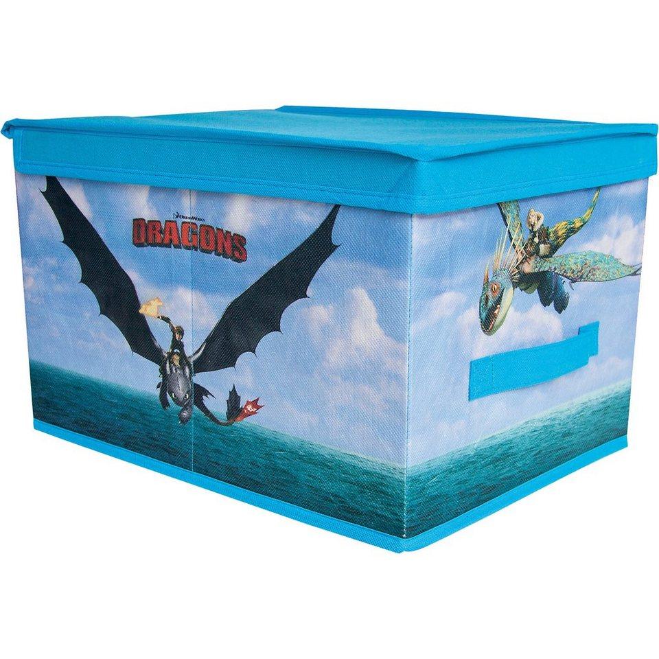 P:OS Aufbewahrungsbox Dragons