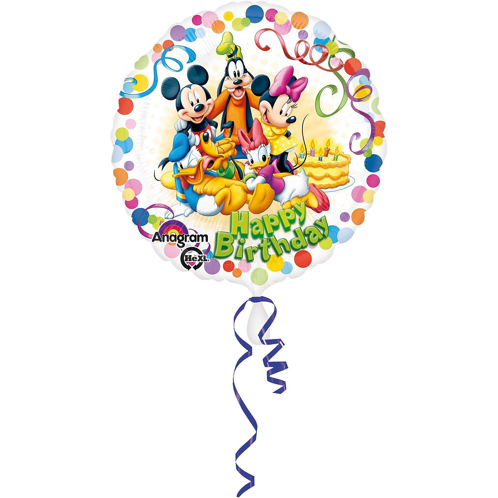 Amscan Folienballon Mickey Maus