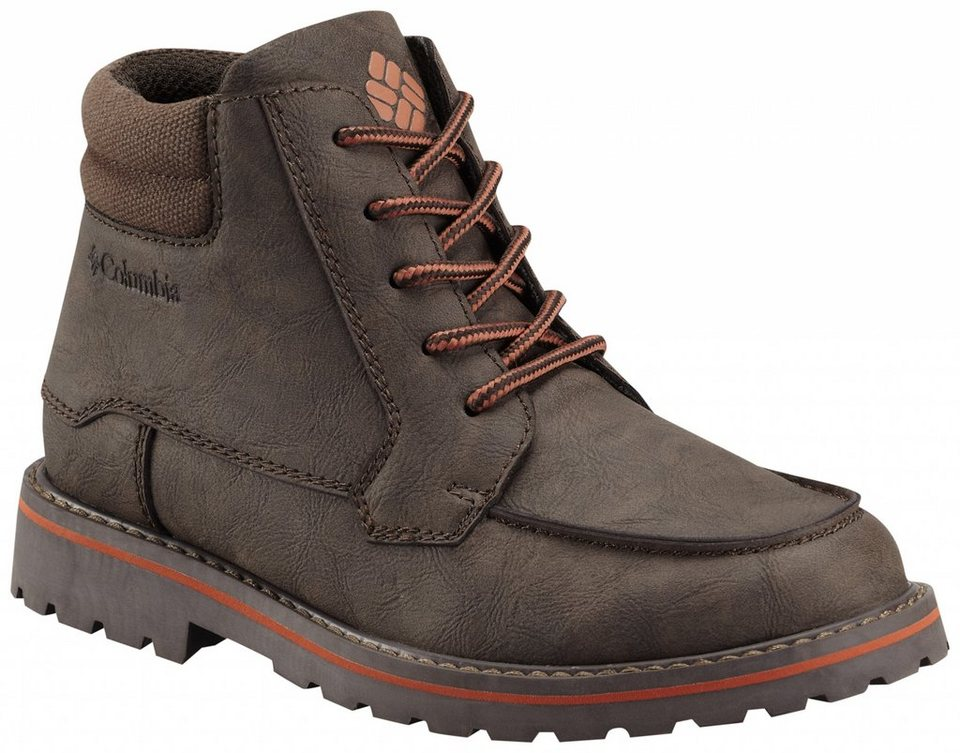 Columbia Halbschuhe »Lewis Ridge Youth« in braun