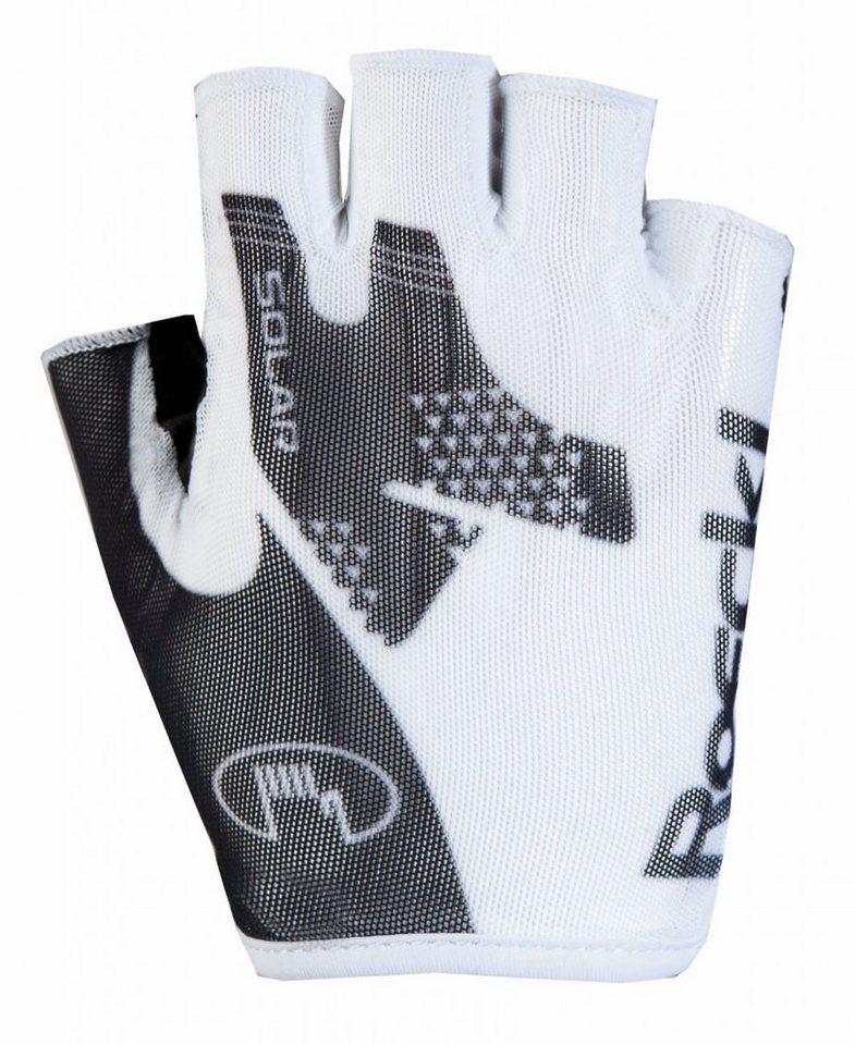 Roeckl Fahrrad Handschuhe »Izeda Handschuh« in weiß