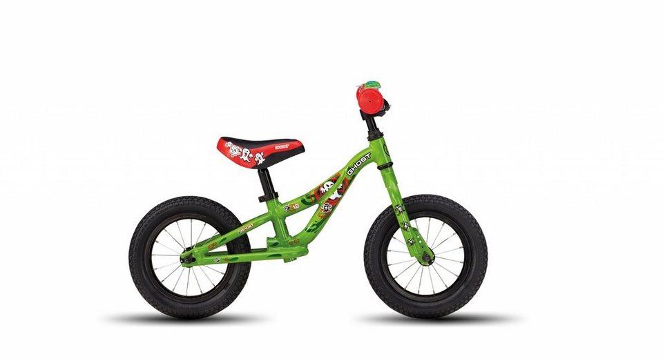 Ghost Kinderfahrzeug »Powerkiddy 12« in grün
