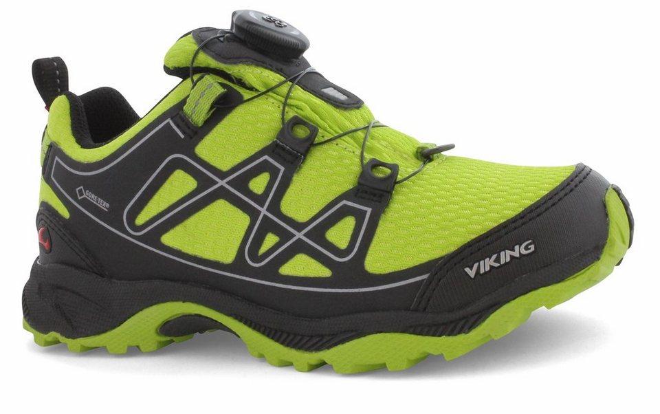 VIKING Halbschuhe »Anaconda Boa IV Shoes Junior« in grün