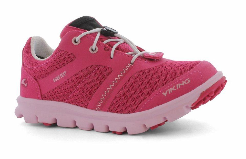 Viking Halbschuhe »Maverick GTX Shoes Junior« in pink
