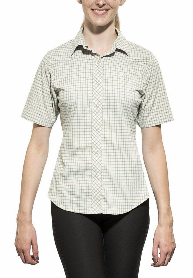 Tatonka Bluse »Clemont SS-Shirt Women« in grün