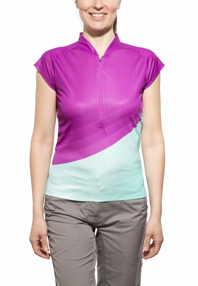 IXS Radtrikot »Colura Trail Jersey Lady« in pink